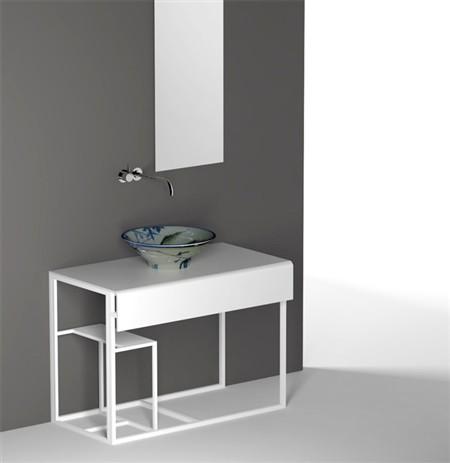 Consolle da bagno modulo 113 for Consolle bagno