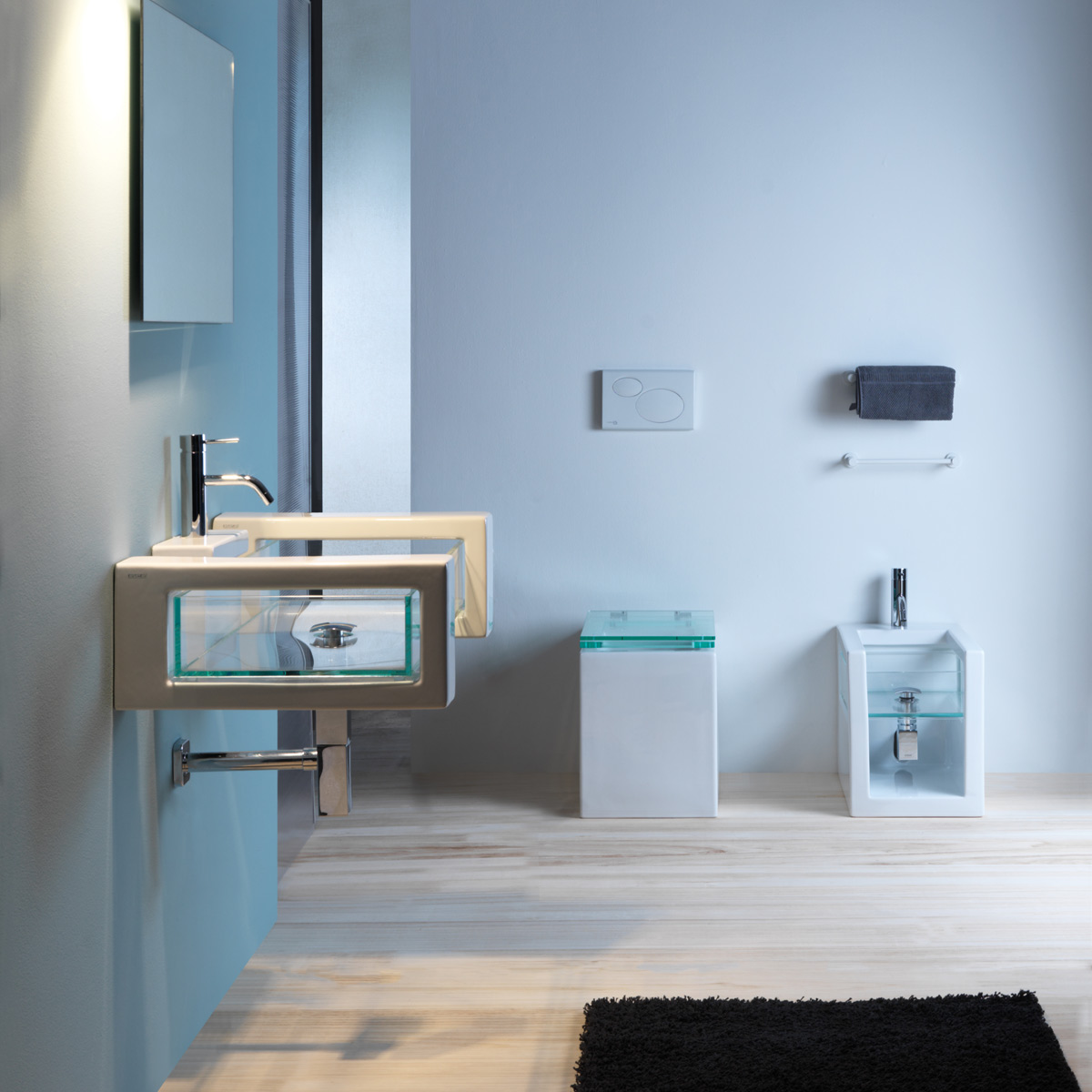 Sanitari bagno Glass