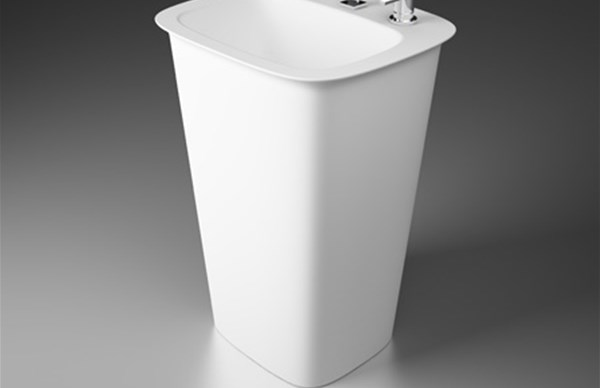 Lavabo Cupola free standing