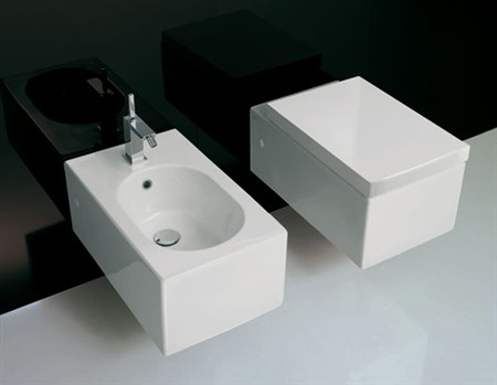 Sanitari classic sospesi e stone a terra da 45 cm - Produttori sanitari da bagno ...
