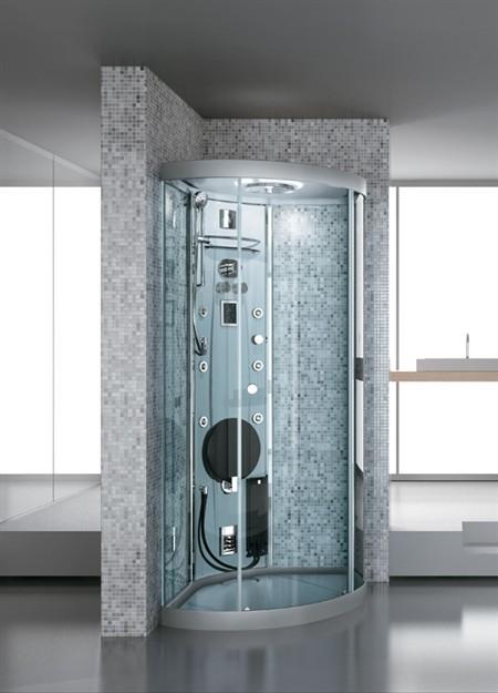Doccia 156 si amplia la linea di cabine doccia di nuova generazione - Cabine doccia multifunzione teuco ...