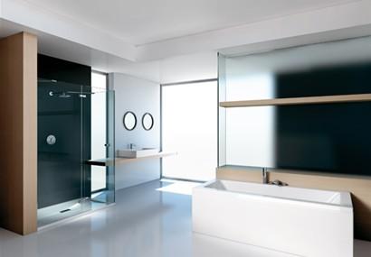 Collezione wilmotte per teuco il bagno coordinato e di design - Comporre un bagno ...