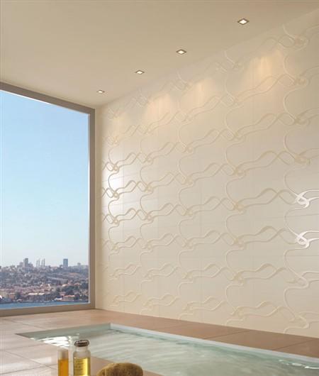 Melrose illusion nuovo decoro di design per bagni luminosi - Villeroy boch piastrelle ...