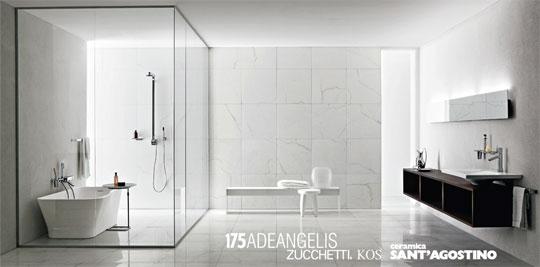 175a De Angelis Arredo Bagno.Zucchetti Kos E Ceramica Sant Agostino Da De Angelis