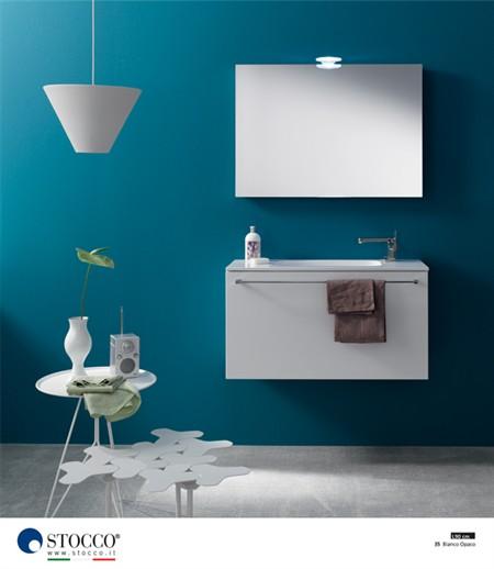 Stocco presenta 35 diamo nuova profondit allo spazio bagno - Mobile bagno profondita 35 ...