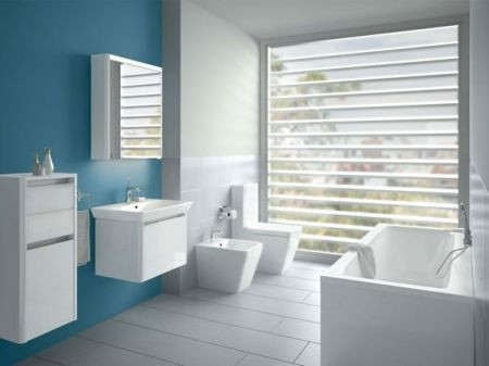 S50 compact: larredo per bagni piccoli e grandi