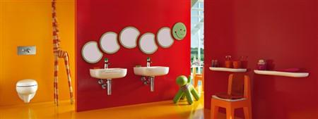 laufen e ponte giulio il bagno ideale per i bambini