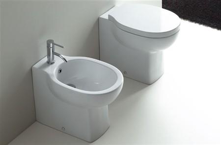 sanitari bagno moderni bianca