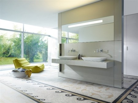 Burgbad linea Room concept rc40: bagni modulari di design