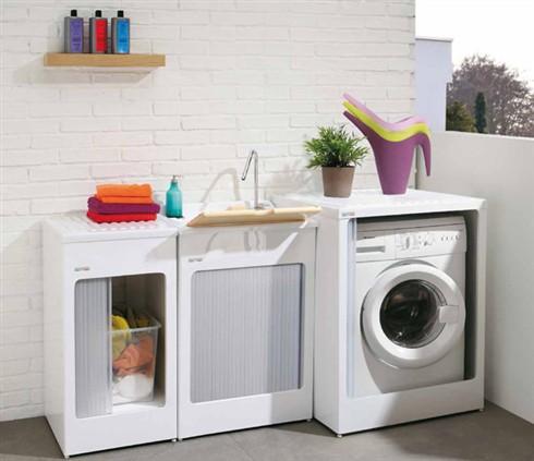 Colavene reinventa larredo bagno e trasforma la lavanderia