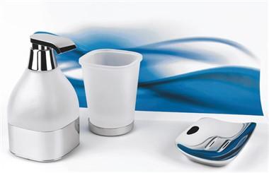 Alizé e nuovi accessori da bagno Colombo Design