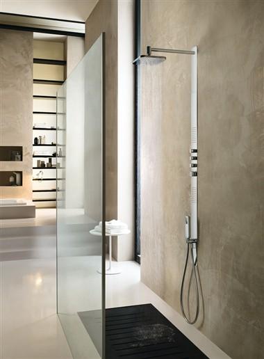 Colonna doccia prezzi tutte le offerte cascare a fagiolo - Bagno termostatico ...