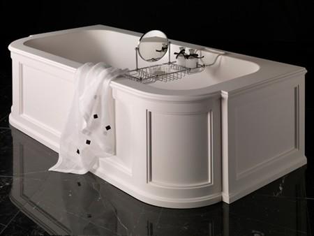 Vasche devon devon quando il bagno si fa retr - Vasche da bagno retro ...