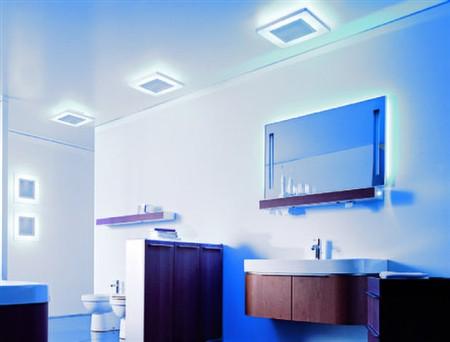 Giochi di luce Duravit: elementi d\'arredo per il bagno