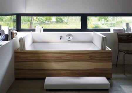 Vasche Da Bagno Incasso Duravit : Sundeck di duravit la vasca richiudibile per avere più spazio