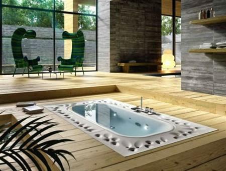 Vasca Da Bagno Usata : Glass le vasche da bagno diventano innovazione
