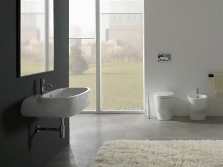 Sanitari olivia di globo stile ed eleganza per il bagno del futuro - Bagno del futuro ...