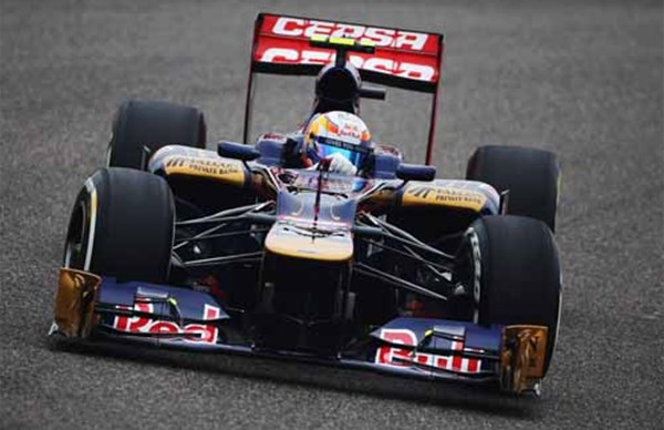Hansgrohe sponsor toro rosso in F1!