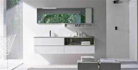 Collezione my seventies plus mobili contenitori per un bagno moderno - Contenitori per bagno ...