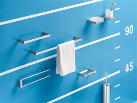 Inda le soluzioni che arredano il tuo bagno for Accessori bagno inda