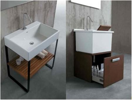 Lavabo o lavatoio nasce acquaceramica di colavene - Colavene arredo bagno ...