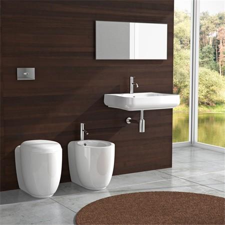 Arredare il bagno con stile ecco che sanitari scegliere for Produttori sanitari bagno