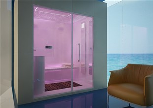 Hammam & shower Moma design