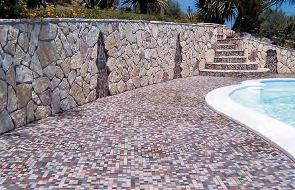 Appiani piastrelle mosaico da esterno vadeburg.com