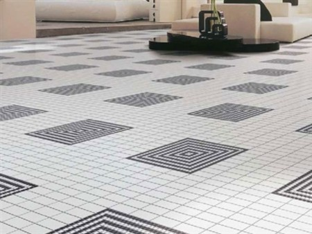 Opera e floor la ceramica mosaico per i rivestimenti del - Bagno parquet e mosaico ...