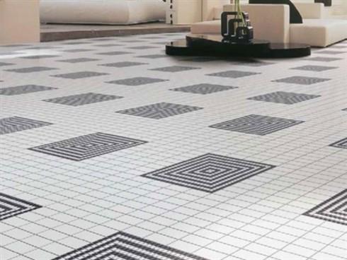 Opera e floor la ceramica mosaico per i rivestimenti del - Mosaico ceramica bagno ...