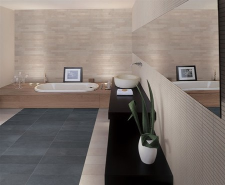 Pietre di sardegnau d gres vetrificato per il tuo bagno