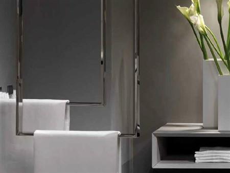 Porta asciugamani da soffitto clean - Portasalviette bagno ...