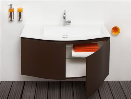 Nuova componibilita per i mobili da bagno batik - Regia mobili bagno ...