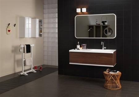 Cover un programma di arredo per il bagno che ammicca agli anni 70 - Programma progettazione bagno ...