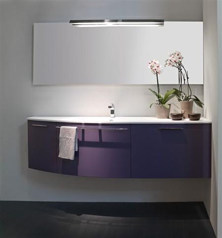 Stocco presenta il nuovo progetto di lampade per gli specchi filo lucido - Luci bagno specchio ...