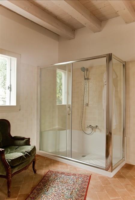 I box doccia pi adatti per sostituire la vecchia vasca da bagno for Togliere vasca da bagno e mettere doccia