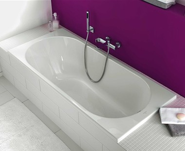 Vasche da bagno vari modelli dalla villeroy boch - Vasca da bagno villeroy e boch ...