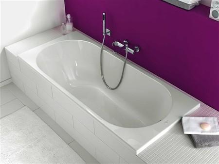 vasche da bagno vari modelli dalla villeroy boch. Black Bedroom Furniture Sets. Home Design Ideas