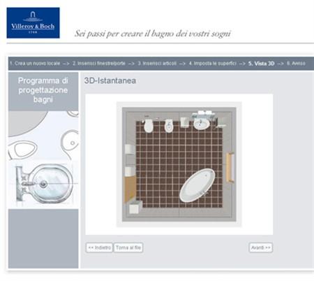Arreda il tuo bagno con villeroy e boch - Progettare il bagno on line ...