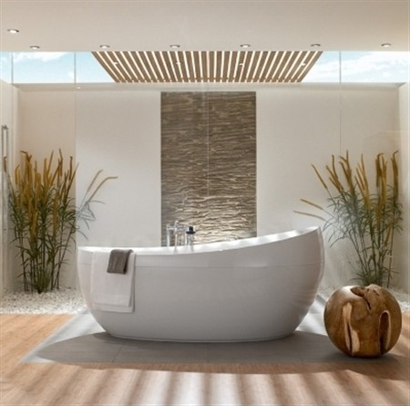 Vasca da bagno Aveo: lusso ergonomico