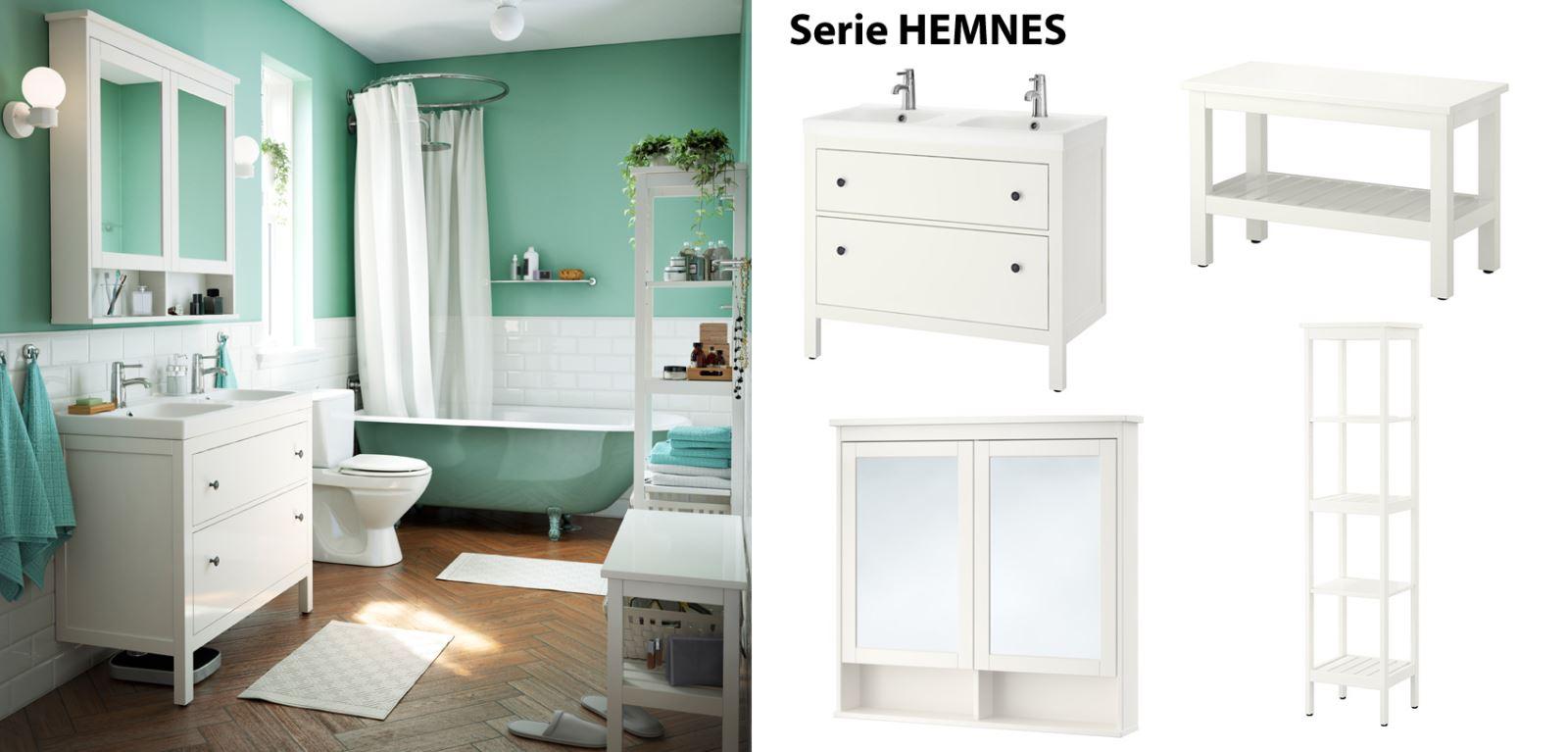 Hemnes bagno mobili bagno ikea hemnes mattsole come - Ikea hemnes bagno ...
