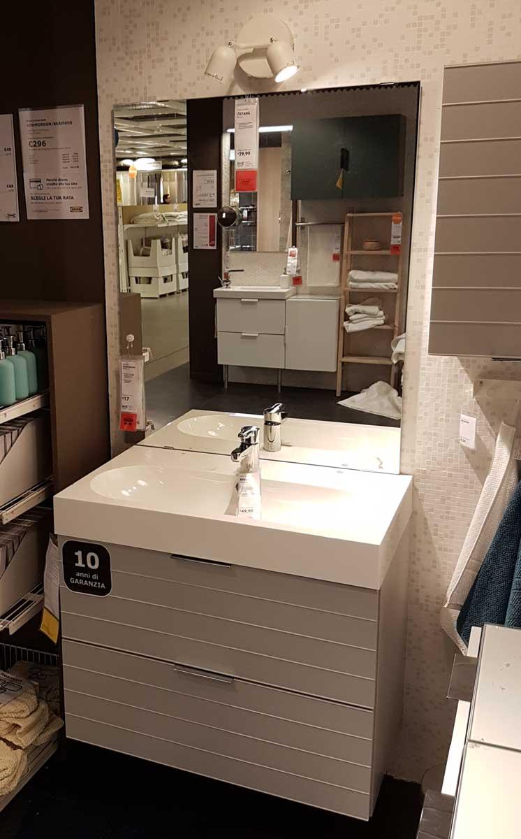 Piano Per Mobile Bagno mobili bagno ikea, la giusta soluzione per tuo bagno