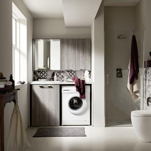 Come scegliere lavatoi e mobili lavanderia