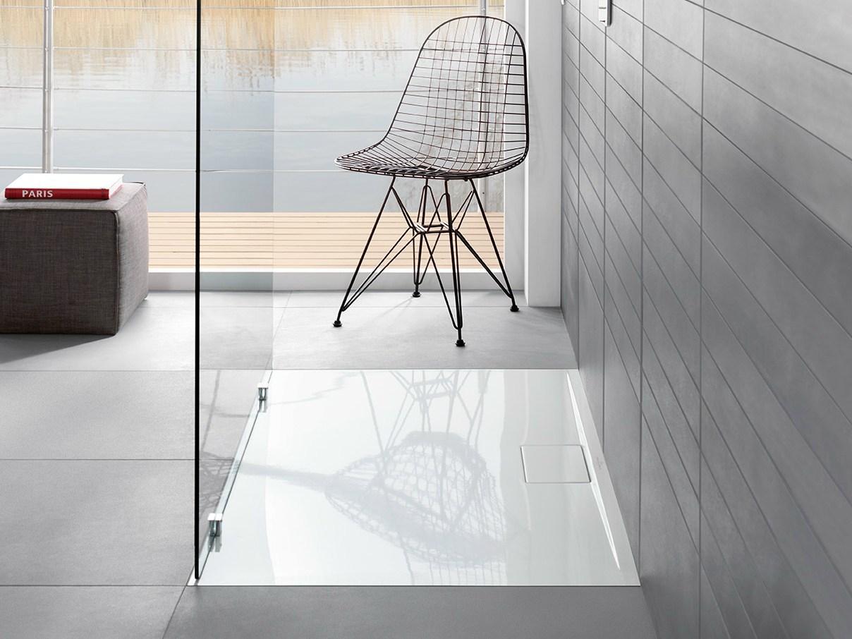 Piatto doccia in acrilico - Piatto doccia in resina o ceramica ...
