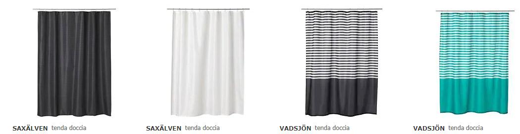 Tende Doccia Ikea