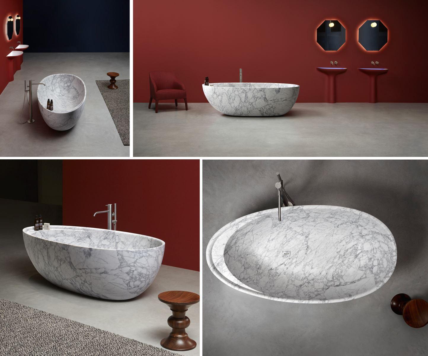 Vasca Da Bagno In Pietra Naturale Prezzi : Vasca bagno in pietra